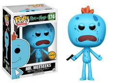 Rick and Morty Chase Mr. Meeseeks Pop! Vinyl Figure