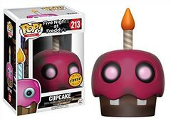 Five Nights at Freddy's Chase Cupcake Pop! Vinyl Figure