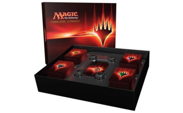 Magic the Gathering Commander Anthology Box Set