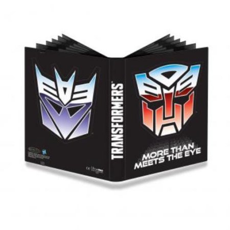 Pro-Binder - 9 Pocket Pages - Transformers Shields