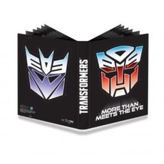 Pro-Binder - 9 Pocket Pages - Transformers Shields