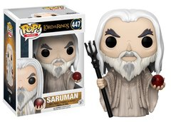 The Lord of the Rings Saruman Pop! Vinyl Figure 447