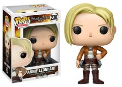 Attack On Titan Annie Leonhart Pop Vinyl 236