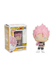 Dragon Ball Super Super Saiyan Rose Goku Black Exclusive Hot Topic Pop! Vinyl Figure 260