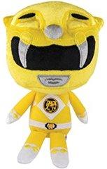 ower Rangers Mighty Morphin Hero Plushies 8 inch Stuffed Figure - Yellow Ranger