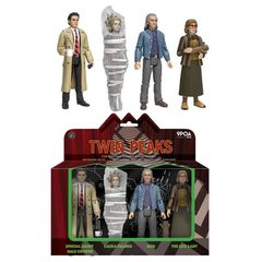 Twin Peaks Action Figure 4-Pack