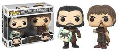 Game of Thrones Battle of the Bastards Two PackPop! Vinyl Figure