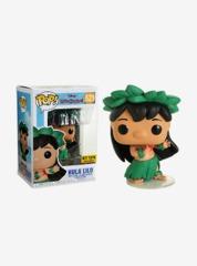 Disney Lilo and Stitch Hula Lilo Exclusive Pop! Vinyl Figure