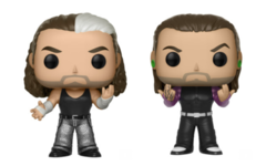 WWE Hardy Boyz Pop Vinyl 2-Pack