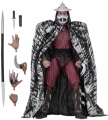 NECA TMNT Movie Shredder 1/4 Scale Figure