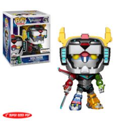 Voltron Metallic Amazon Exclusive 6