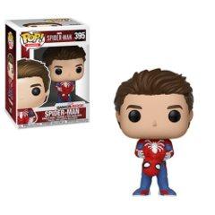Spider-Man Unmasked Peter Parker Pop! Vinyl Figure