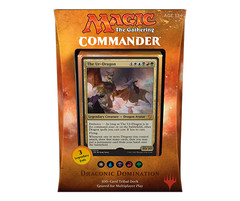 Commander 2017 Deck - Draconic Domination (5-Color)