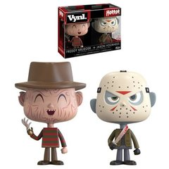 Horror Freddy and Jason FUNKO VYNL Figure 2-Pack