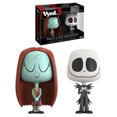 The Nightmare Before Christmas Jack and Sally Funko VYNL Figure 2-Pack