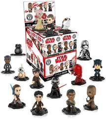 Star Wars Episode 8 Mystery Minis Blind Box
