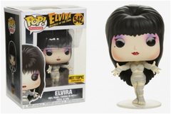 Elvira Mistress of the Dark Hot Topic Exclusive Pop Vinyl Figure