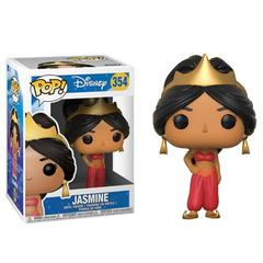 Disney Aladin Jasmine Pop Vinyl Figure