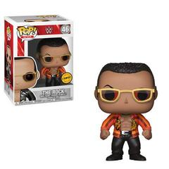 WWE The Rock (Classic) Pop Vinyl Figure