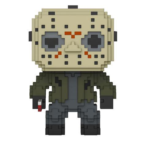 Friday the 13th 8-bit Jason Voorhees
