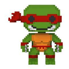 Teenage Mutant Ninja Turtles 8-Bit Raphael Pop Vinyl Figure