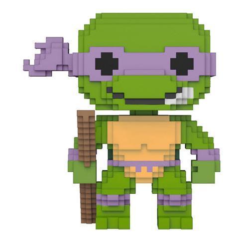Teenage Mutant Ninja Turtles 8-Bit Donatello Pop Vinyl Figure