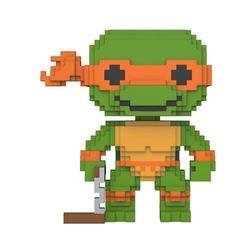 Teenage Mutant Ninja Turtles 8-Bit Michelangelo