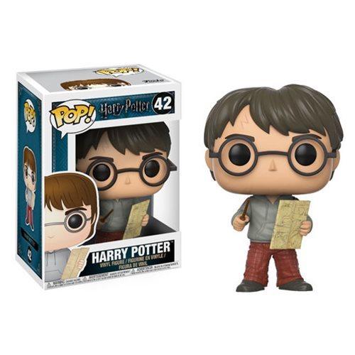 Harry Potter with Marauders Map Pop! Vinyl Figure