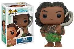 Moana Maui Pop! Vinyl Figure