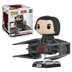 Star Wars Kylo Ren in TIE Fighter Deluxe Pop! Vinyl Figure