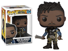 Black Panther Erik Killmonger Pop! Vinyl Figure
