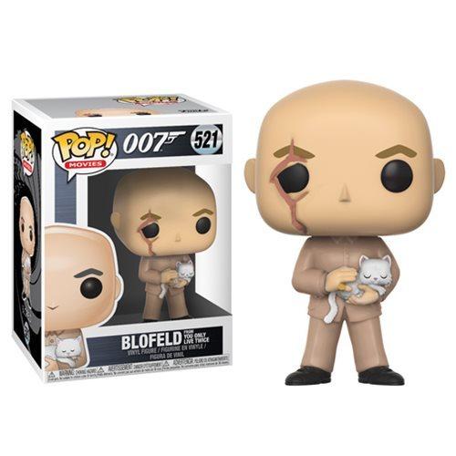 James Bond Blofeld Pop! Vinyl Figure