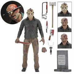 NECA Friday the 13th: The Final Chapter Ultimate Jason Action Figure