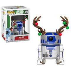 Star Wars Holiday R2-D2 with Antlers Pop! Vinyl Figure #275