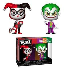 Vynl. Harley Quinn & The Joker Vinyl Figure 2-Pack