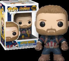 Avengers Infinity War Captain America Pop! Vinyl Figure