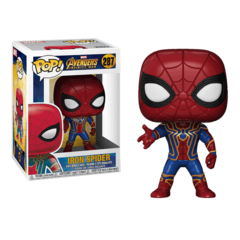 Avengers Infinity War Iron Spider Pop! Vinyl Figure
