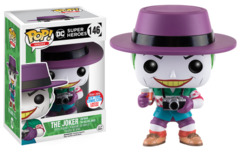 DC Super Heroes Killing Joke Joker NYCC Exclusive Pop Vinyl Figure