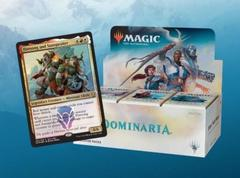 Magic the Gathering Dominaria Booster Box w/ Promo Pre-Sale