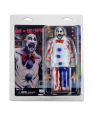 House of 1000 Corpses Captain Spaulding 8-Inch Retro Action Figure