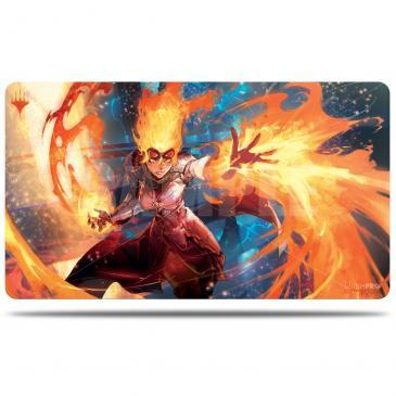 War of the Spark Alternate Art Playmat - Chandra for Magic: The Gathering