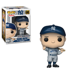Babe Ruth Pop! Vinyl Figure