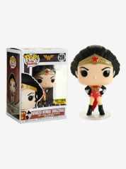 DC Super Heroes Wonder Woman (Amazonia) Exclusive Pop! Vinyl Figure