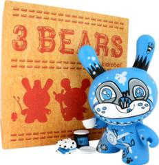 Kidrobot 3 Bears John Burgerman 8