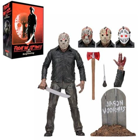 NECA  Friday the 13th: Part 5 Dream Sequence Jason Ultimate Action Figure