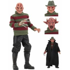 NECA Wes Cravens New Nightmare Freddy 8-Inch Cloth Action Figure