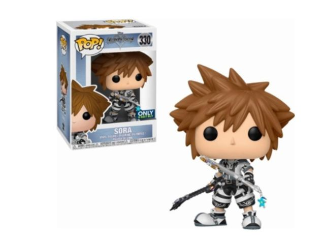 Kingdom Hearts Sora Final Form Best Buy Exclusive Pop Vinyl Figure