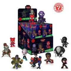 Spider-Man: Into the Spider-Verse Mystery Minis Random Blind Box