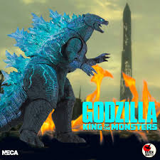 NECA Godzilla: King of Monsters 2019 Godzilla Ver. 2 7 Inch Figure