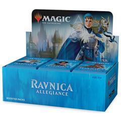Ravnica Allegiance English Booster Box